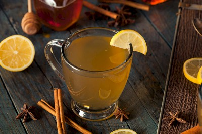 Hot Buttered Apple Toddy