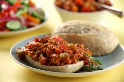 Sweet and Savoury Sloppy Joes